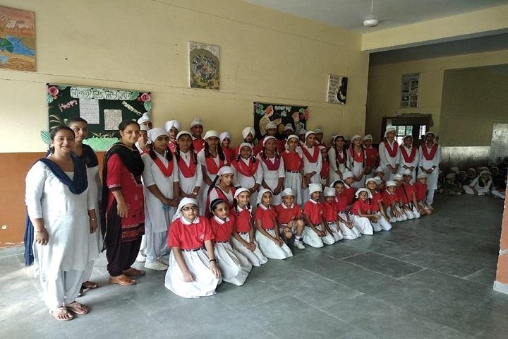 Sahibzada Ajit Singh Public School-Red Day