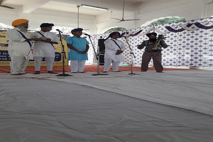 Sahibzada Ajit Singh Public School-Singing