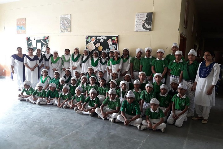 Sahibzada Ajit Singh Public School-Students