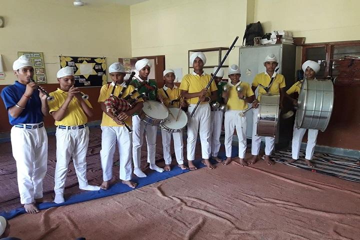 Sahibzada Ajit Singh Public School-Yellow Day