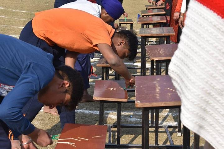 Sahibzada Ajitsingh Ji Public School-Annual Sports