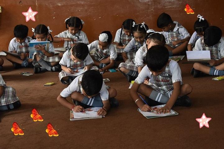 Sahibzada Ajitsingh Ji Public School-Art Competition