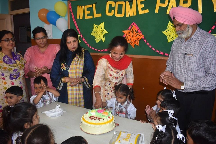 Sahibzada Ajitsingh Ji Public School-Birth Day Celebrations
