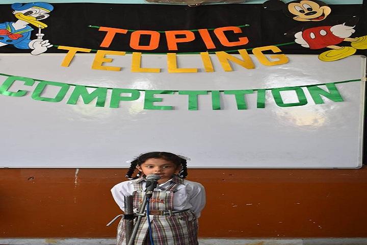 Sahibzada Ajitsingh Ji Public School-Competition