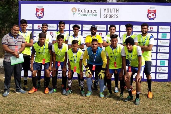 Sahibzada Ajitsingh Ji Public School-Foot Ball Team