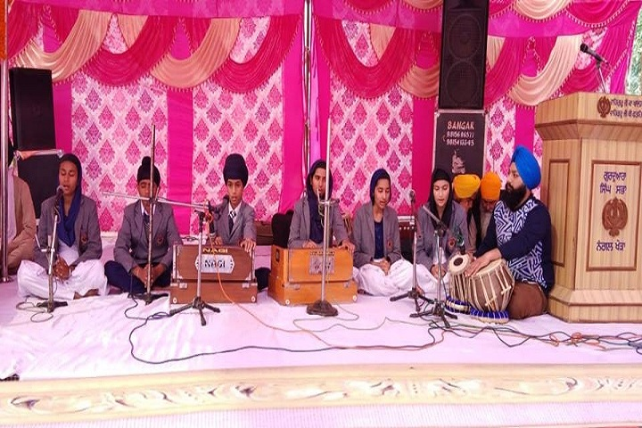 Sahibzada Ajitsingh Ji Public School-Music