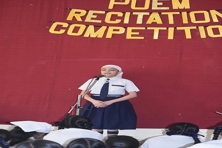 Sahibzada Ajitsingh Ji Public School-Reciation Competition