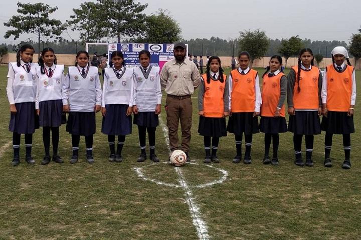 Sahibzada Ajitsingh Ji Public School-Sports