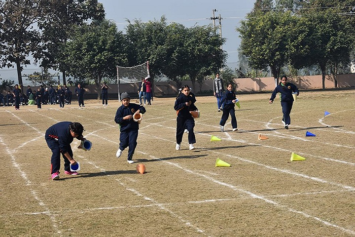 Sahibzada Ajitsingh Ji Public School- Sports