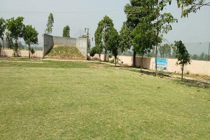 Sahibzada Ajitsingh Ji Public School-Ground