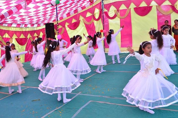Sahibzada Jujhar Singh Public School-Annual Day