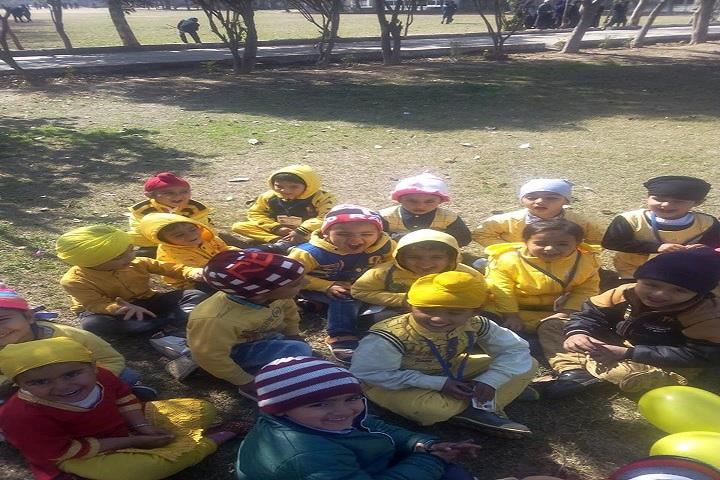 Sahibzada Jujhar Singh Public School-Fun Time