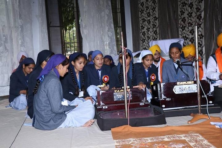 Sahibzada Jujhar Singh Public School-Music Room