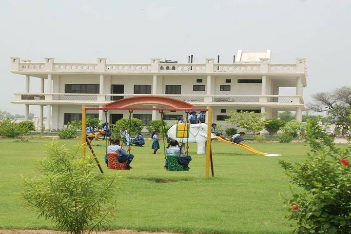 Sahibzada Jujhar Singh Public School-Play Area