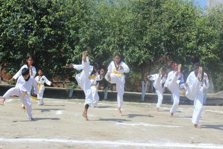 Saini International School-Karate