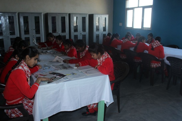 Saini International School-Library