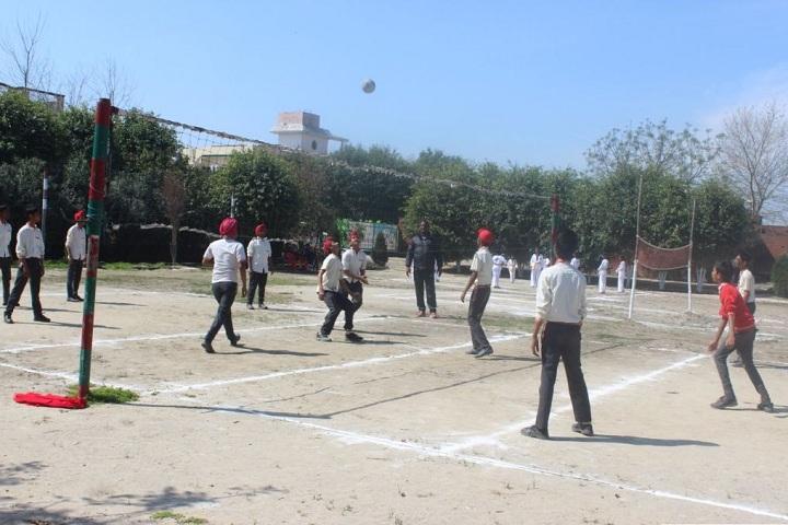 Saini International School-Sports
