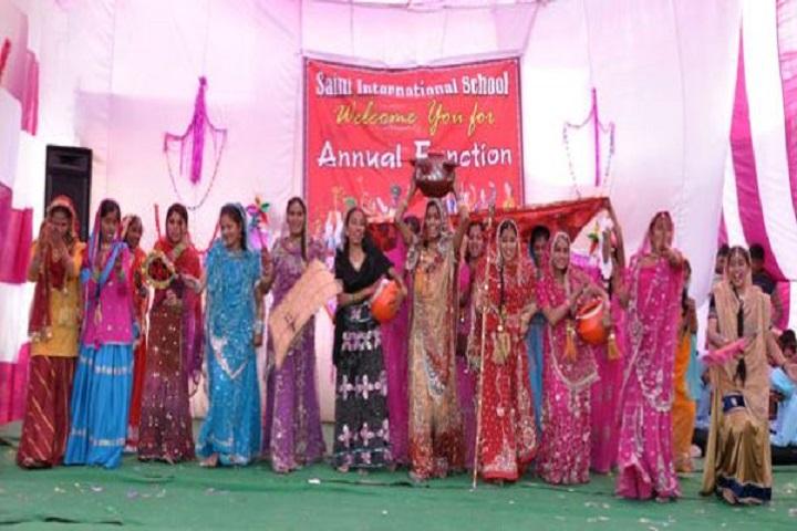 Saini International School-Annual Day
