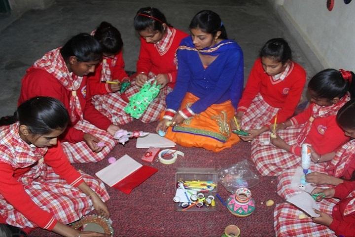 Saini International School-Art And Craft
