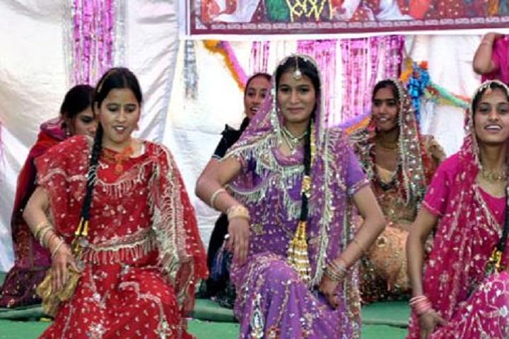 Saini International School-Dance