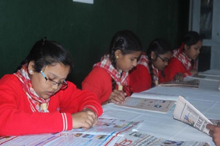 Saini International School-Reading Room