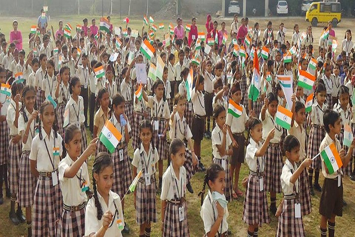 Saint Farid Convent School-Independence Day Celebrations