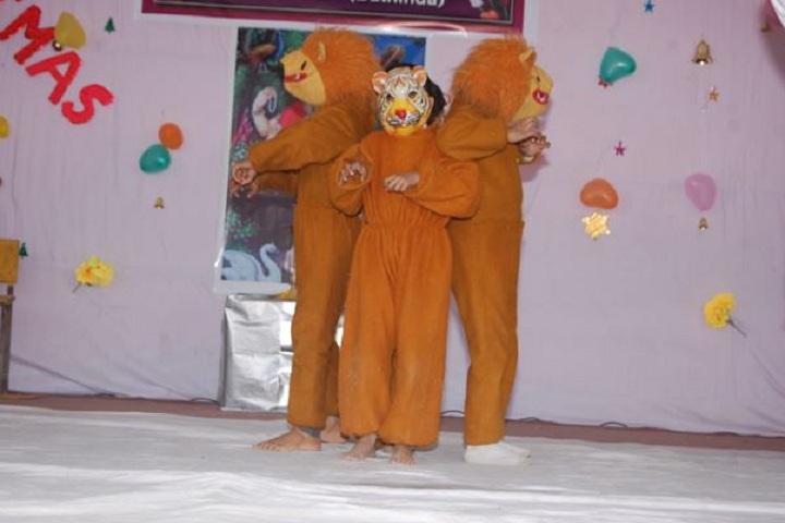 Saint Fateh Singh Convent School-Activity