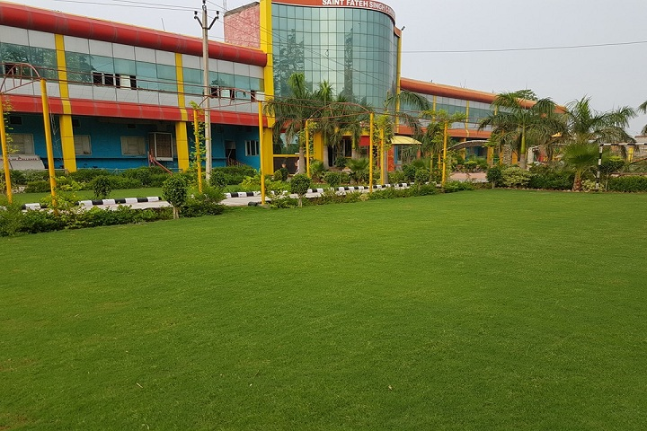 Saint Fateh Singh Convent School-School Building