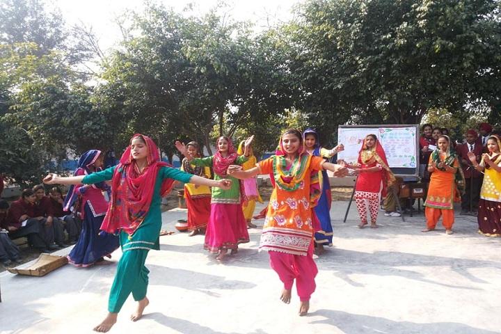 Saint Kabir Convent Day Boarding Senior Secondary School-Dance
