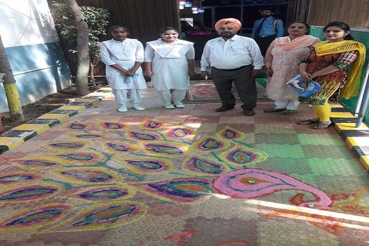 Saint Kabir Convent Day Boarding Senior Secondary School-Diwali Celebrations