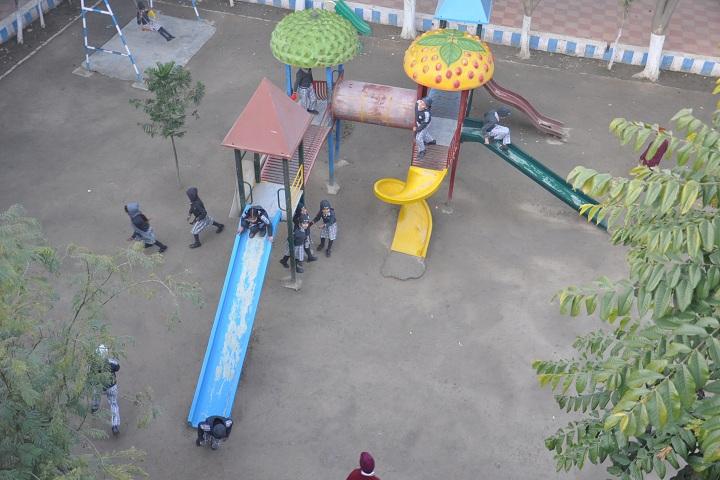 Saint Kabir Convent Day Boarding Senior Secondary School-Play Area