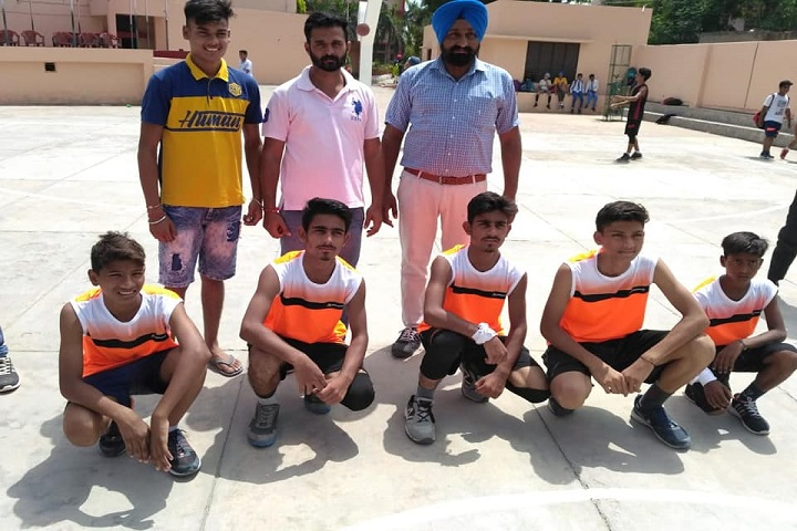 Saint Soldier Convent School-Sports Meet