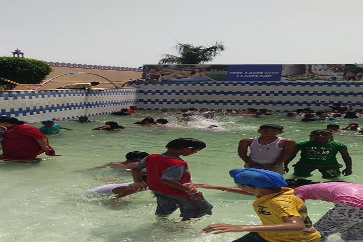 Saint Soldier Convent School-Swimming