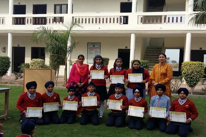 Saint Soldier Public Senior Secondary School-Achievements