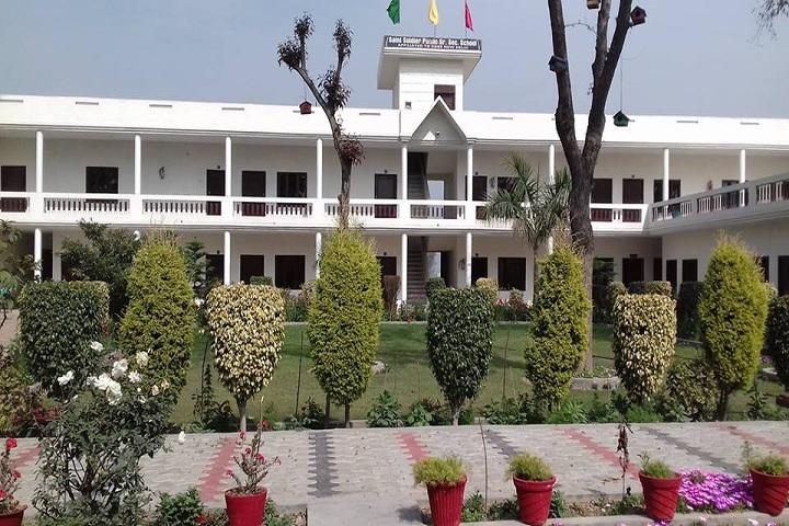 Saint Soldier Public Senior Secondary School-School Building