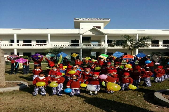 Saint Soldier Public Senior Secondary School-Festival Celabrations