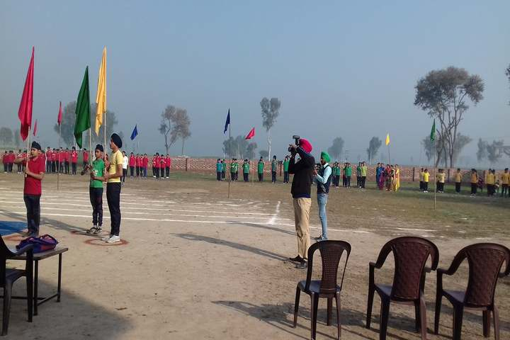 Saint Soldier Public Senior Secondary School-Sports Day