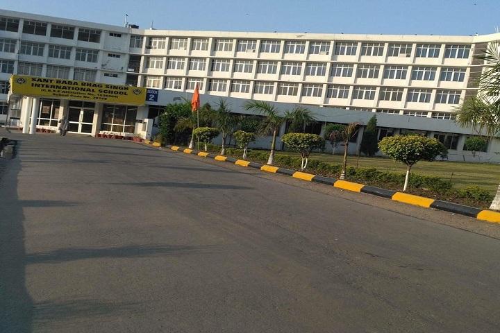 Sant Baba Bhag Singh International School-Campus