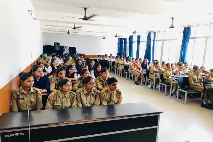 Sant Baba Bhag Singh International School-NCC