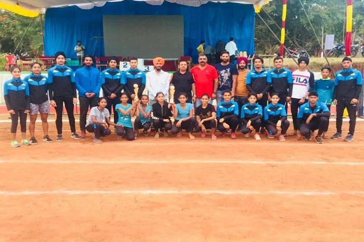 Sant Baba Bhag Singh International School-Sports day