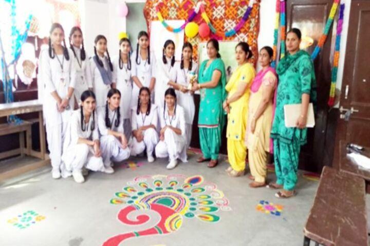 Sant Baba Bhag Singh Memorial Public High School-Diwali Celebrations