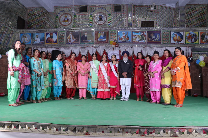 Sant Baba Bhag Singh Memorial Public High School-Farewell