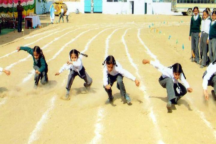 Sant Baba Bhag Singh Memorial Public High School-Sports