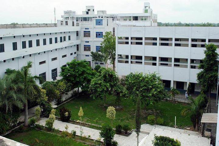 Sant Baba Bhag Singh Memorial Public High School-Campus