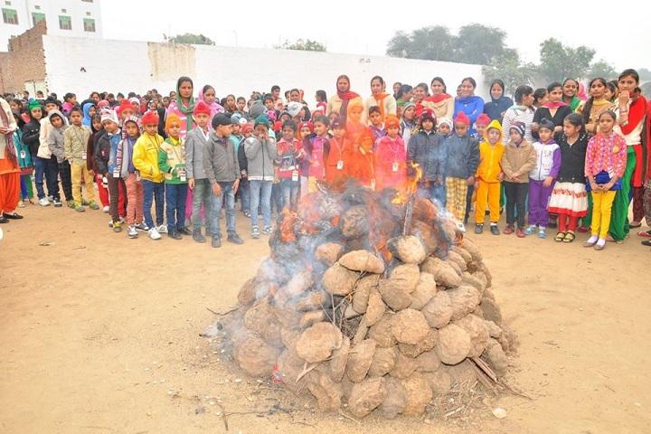 Sant Baba Bhag Singh Memorial Public High School-Event1