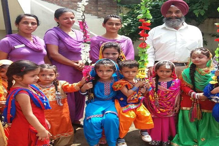 Sant Baba Nidhan Singh Ji Public School-Event