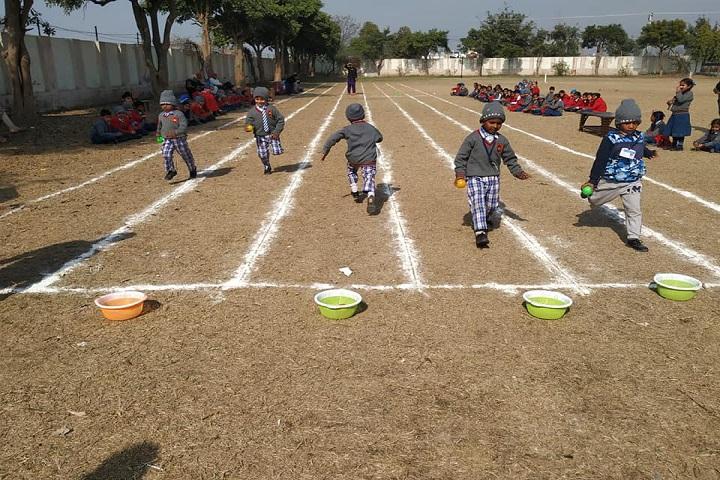 Sant Baba Nidhan Singh Ji Public School-Sports Day