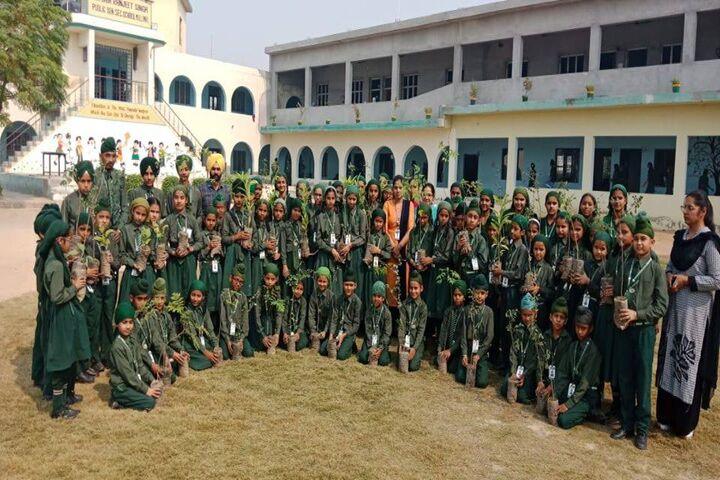 Sant Baba Ranjeet Singh Public Senior Secondary School-Plantation
