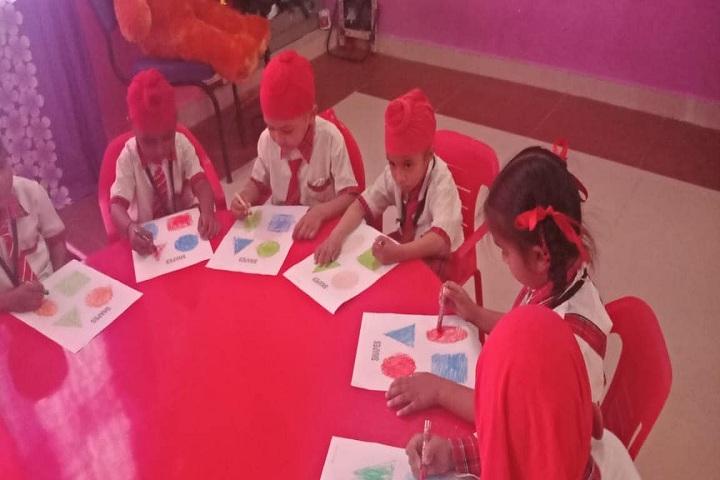 Sant Baba Ranjeet Singh Public Senior Secondary School-Art and Craft