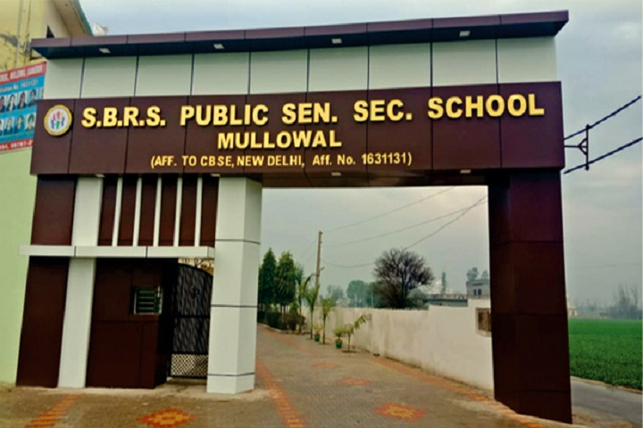 Sant Baba Ranjeet Singh Public Senior Secondary School-Entrances